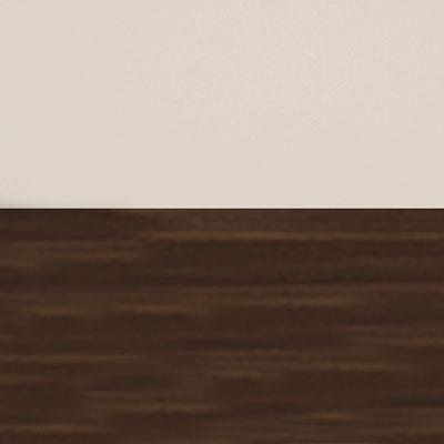 Cashmere & Metallic Walnut